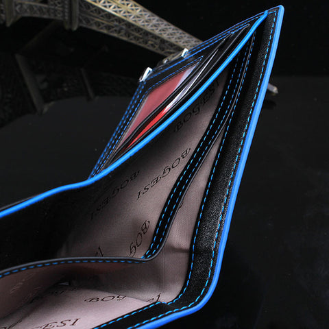 Image of Stylish Bifold Business Wallet