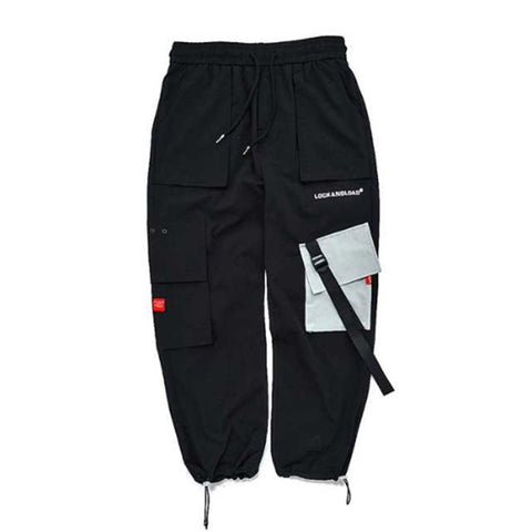 "Image of ""LOACK AND LOAD"" CARGO PANTS"