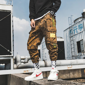 """FREESOULS"" CARGO JOGGERS"