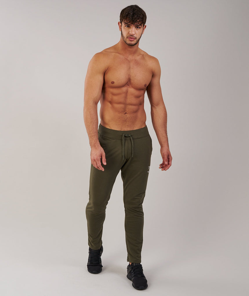Gymshark Ark Bottoms - Alpine Green 1
