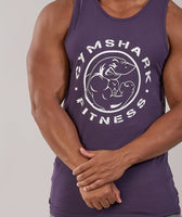 Gymshark Fitness Tank - Nightshade Purple 12
