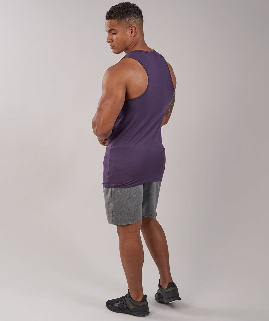 Gymshark Fitness Tank - Nightshade Purple 5