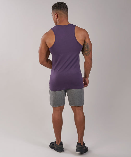 Gymshark Fitness Tank - Nightshade Purple 2