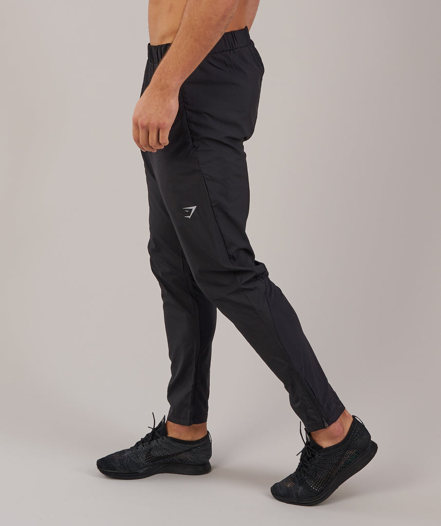 Gymshark Lightweight Training Bottoms - Black 5