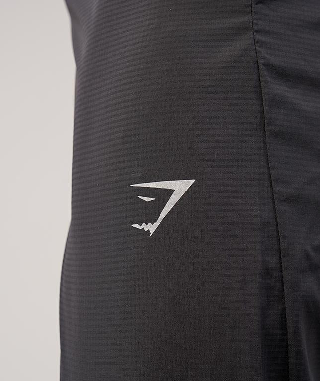 Gymshark Lightweight Training Bottoms - Black 6