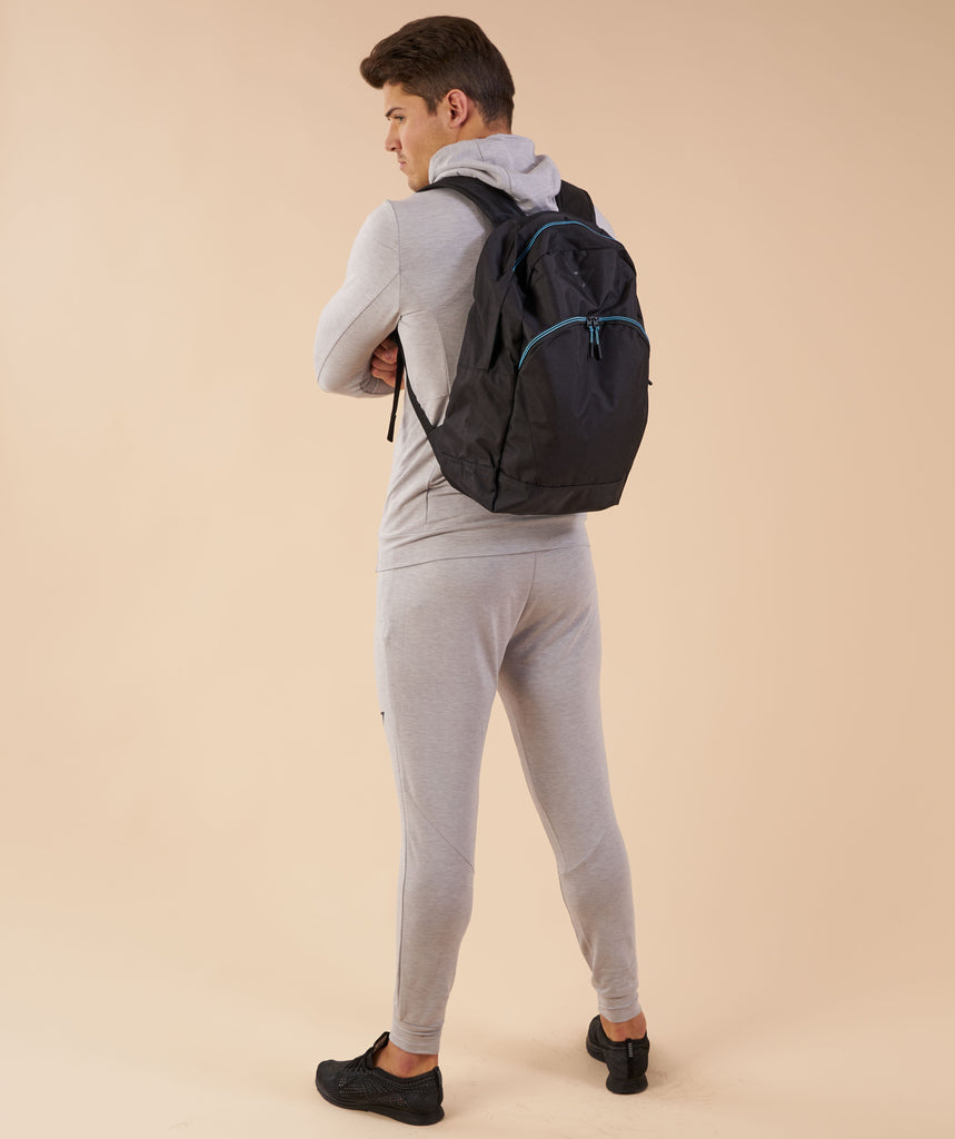 Gymshark Element Backpack - Black 1