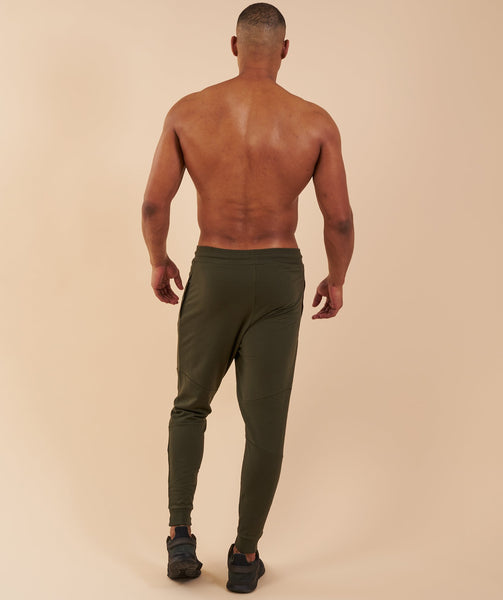 Gymshark Eaze Bottoms - Alpine Green 3