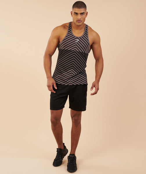 Gymshark Freestyle ION Stringer - Black 3