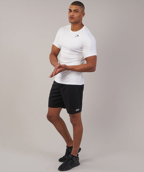 Gymshark Primary T-Shirt - White 2