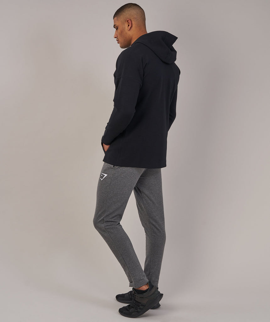 Gymshark Fully Fused Zip Hoodie - Black 2