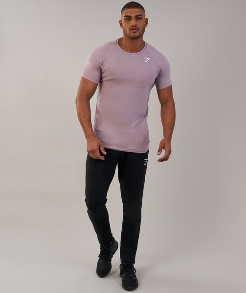 Gymshark Form T-Shirt - Purple Chalk 3
