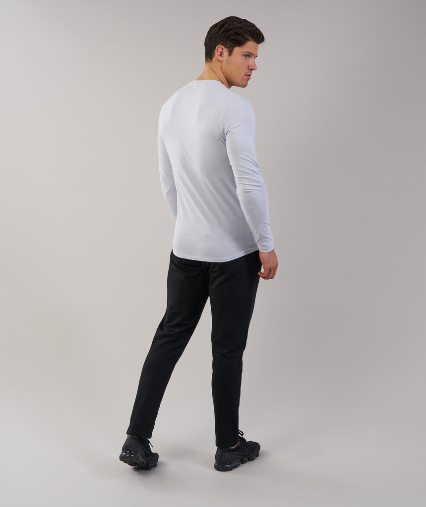 Gymshark Ark Long Sleeve T-Shirt - Clear Water 2