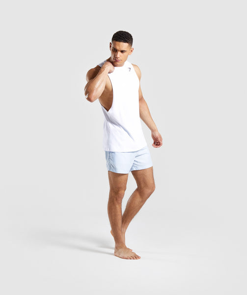 Gymshark Atlantic Swim Shorts - Light Blue 2