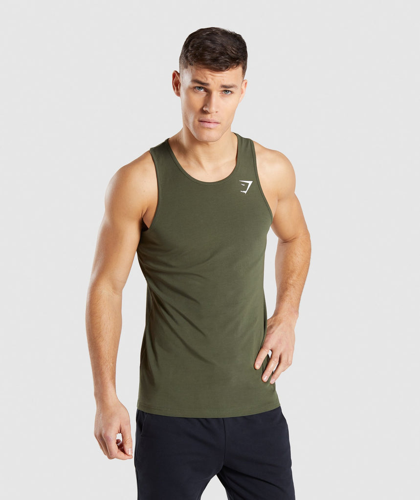 2cf79373 Men's Sleeveless | Gym & Fitness Clothing | Gymshark