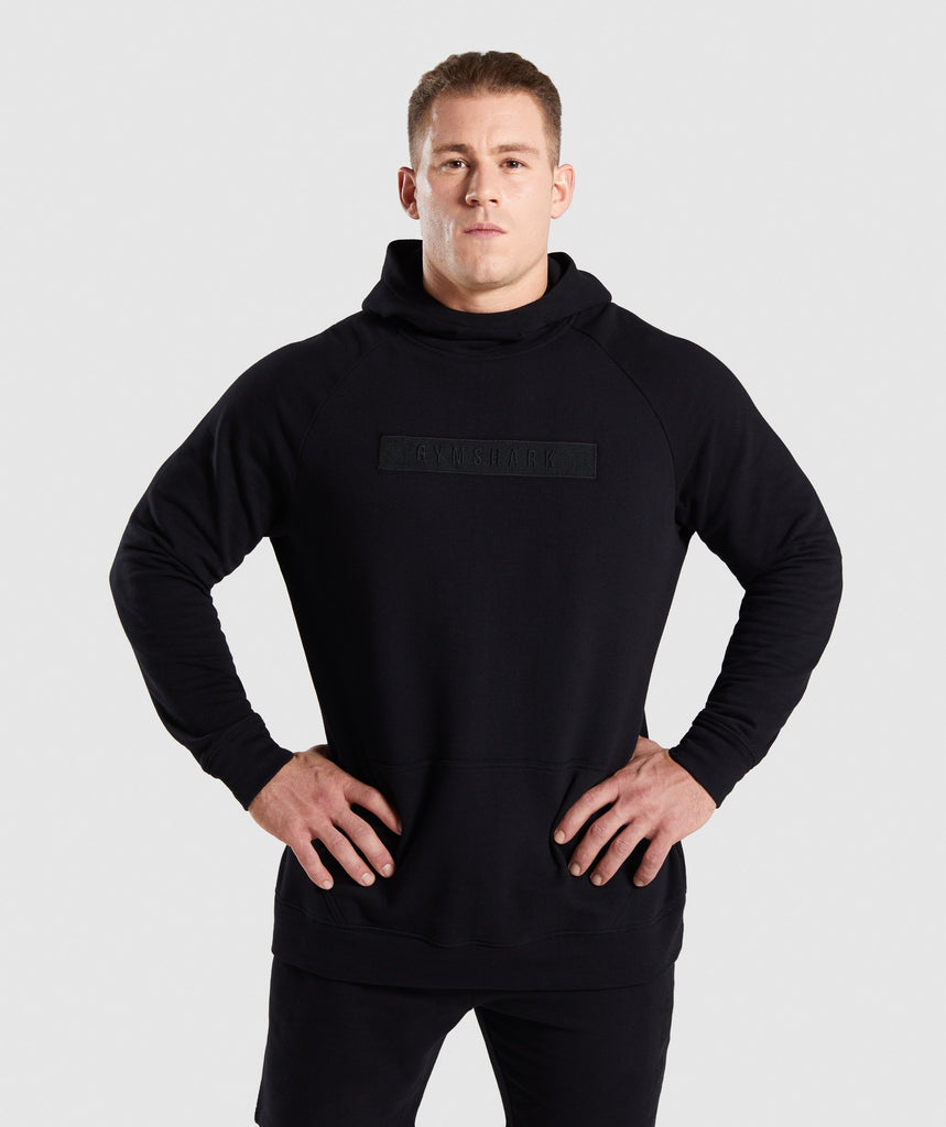 Gymshark Crucial Pullover - Black 1