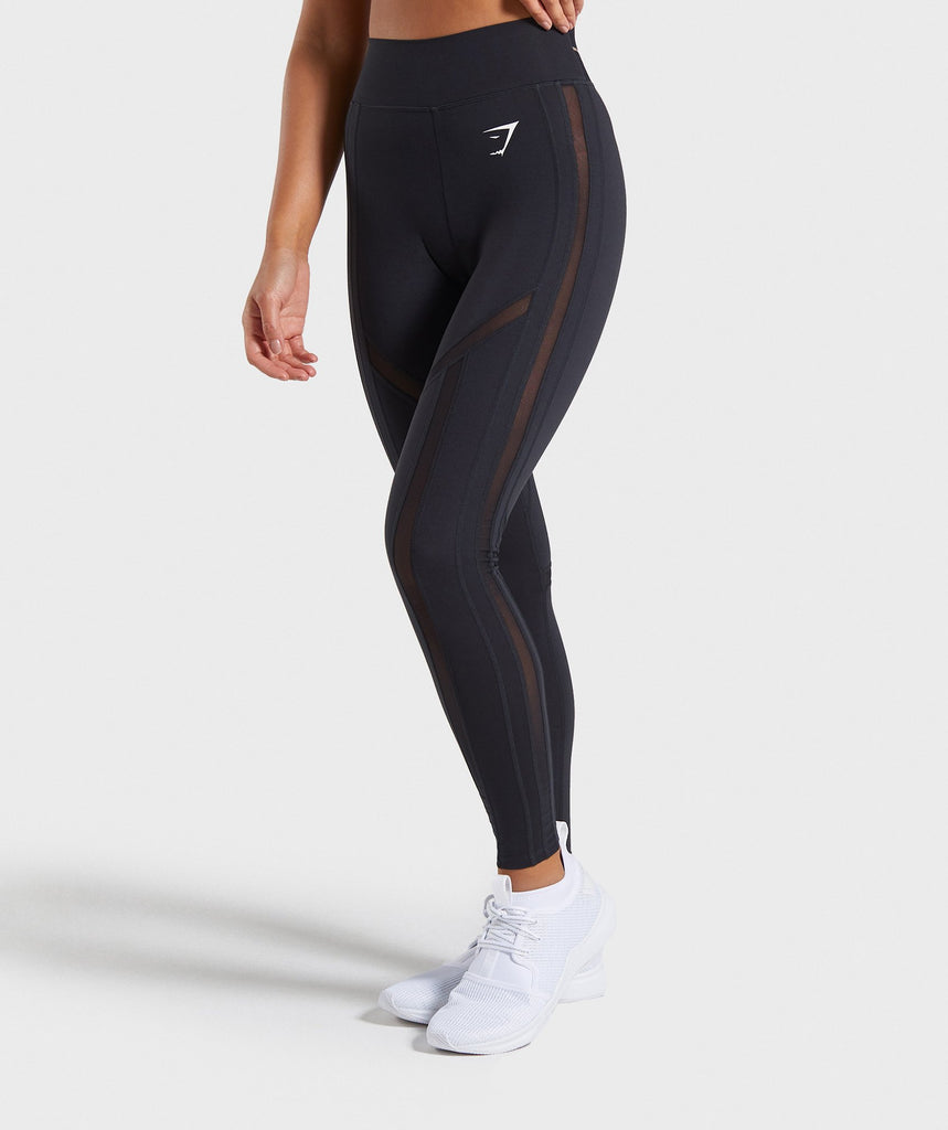 Gymshark Embody Leggings - Black 1