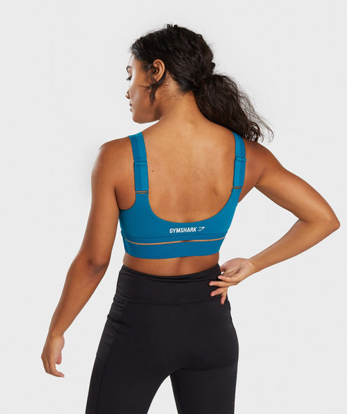 Gymshark Embody Sports Bra - Deep Teal 4