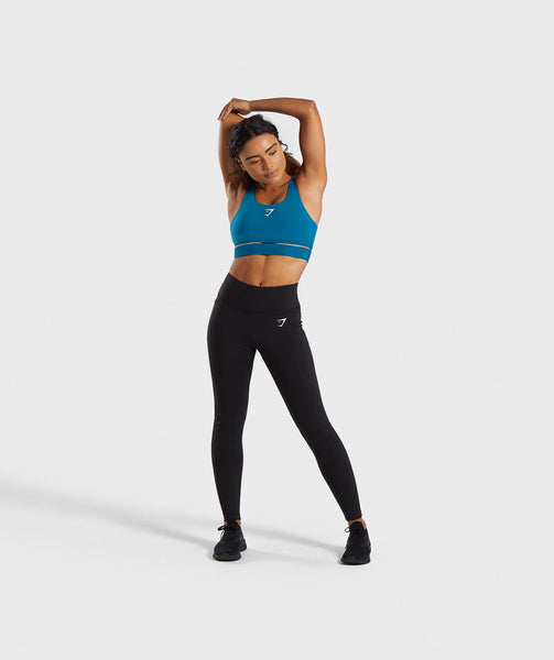 Gymshark Embody Sports Bra - Deep Teal 3