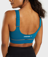 Gymshark Embody Sports Bra - Deep Teal 12