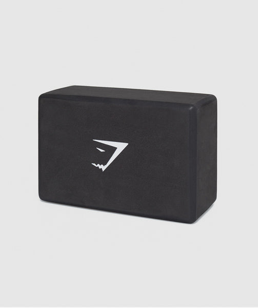 Gymshark Foam Studio Block - Black 4