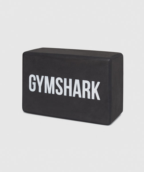 Gymshark Foam Studio Block - Black 1