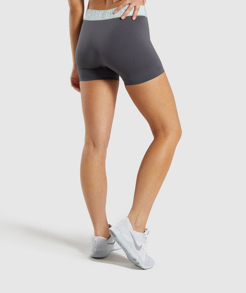 Gymshark Fit Shorts - Grey 1
