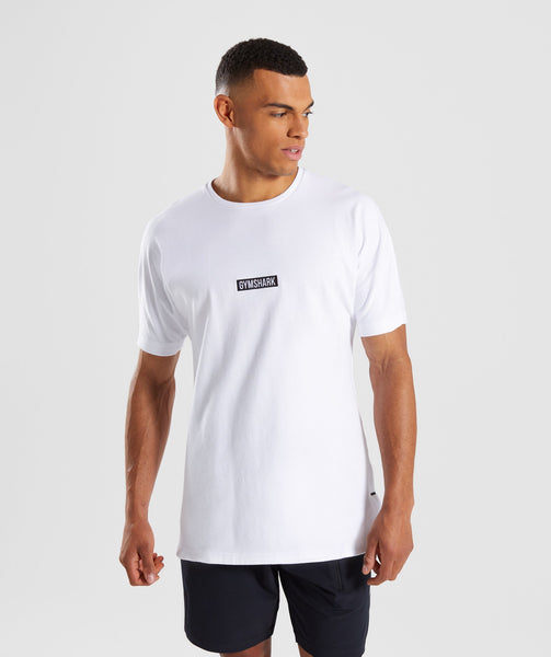 Gymshark Fresh T-Shirt - White 4