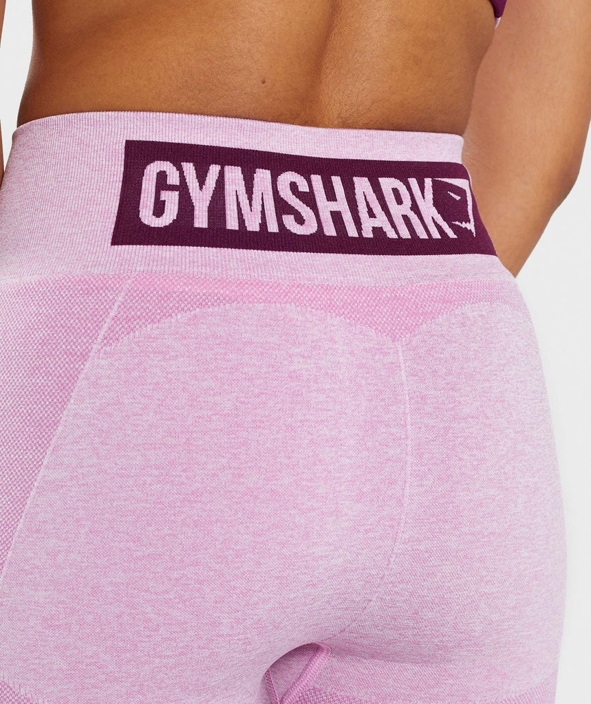 Gymshark Flex High Waisted Leggings - Pink 6