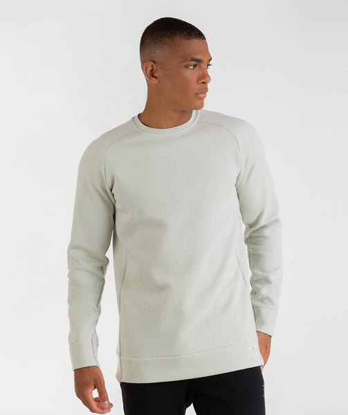 Gymshark Oversized Sweater - Pastel Green 4