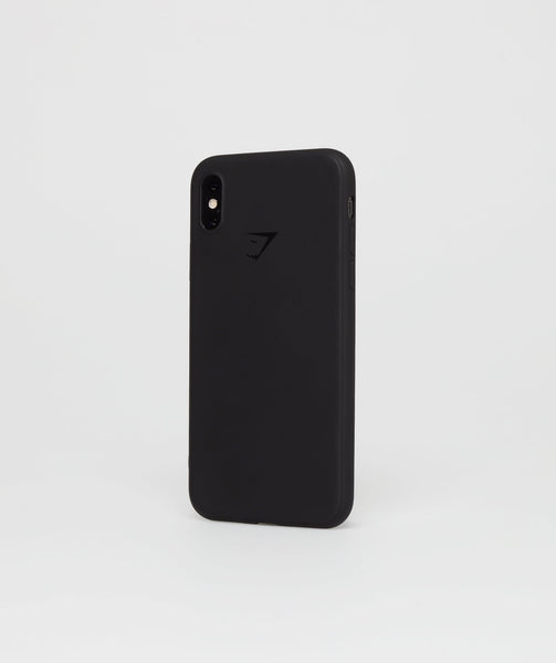 Gymshark iPhone X Case - Black 3