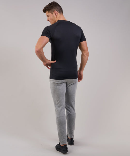 Gymshark Form T-Shirt - Black 3