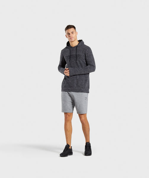 Gymshark Lounge Shorts - Grey Marl 3