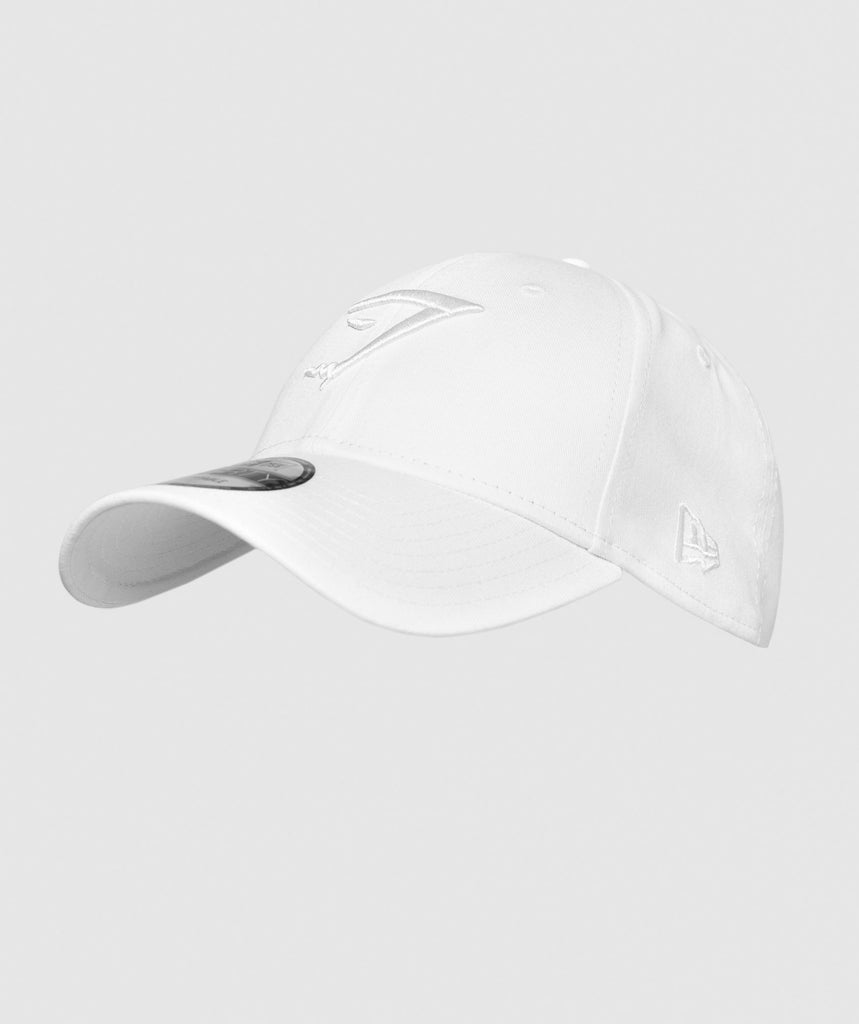 Gymshark New Era 9FORTY Adjustable - White 4