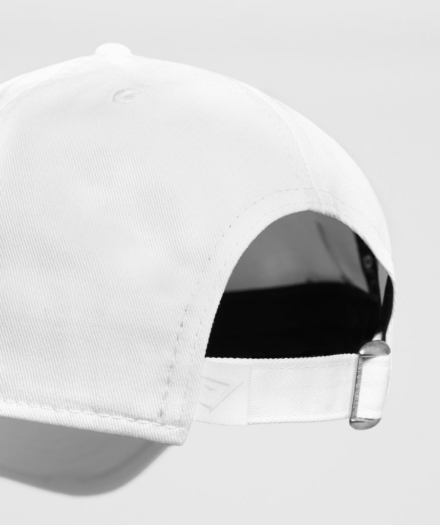 Gymshark New Era 9FORTY Adjustable - White 5