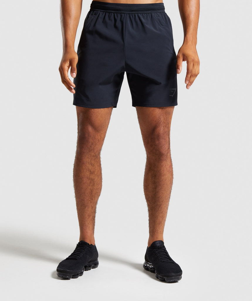 Gymshark Reset Shorts - Black 1