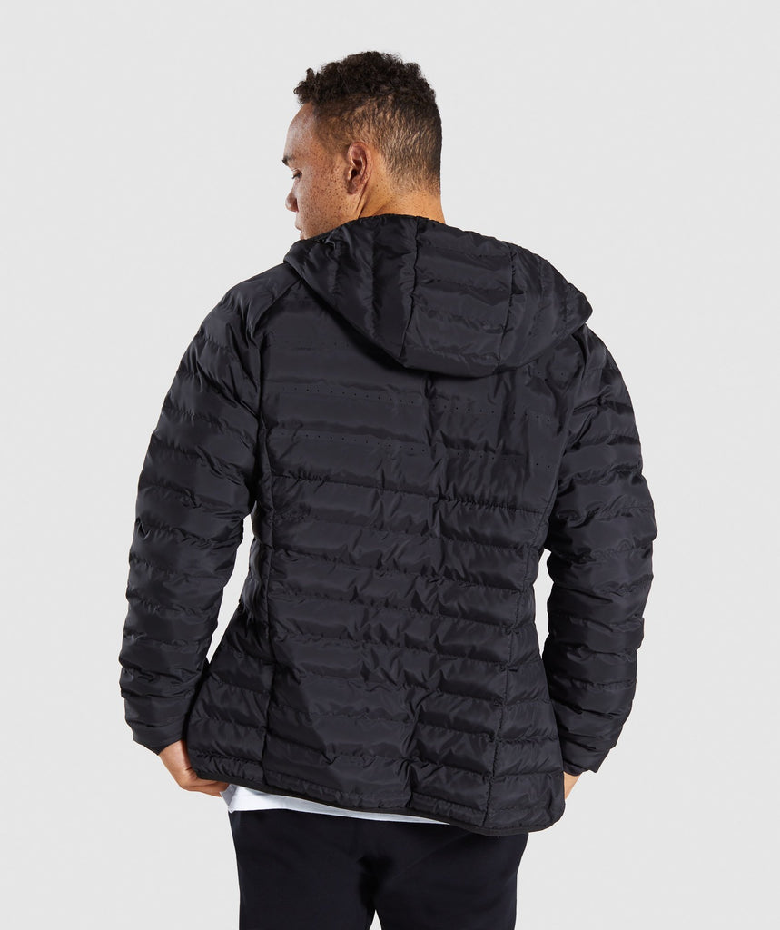 Gymshark Sector Jacket V2 - Black 2