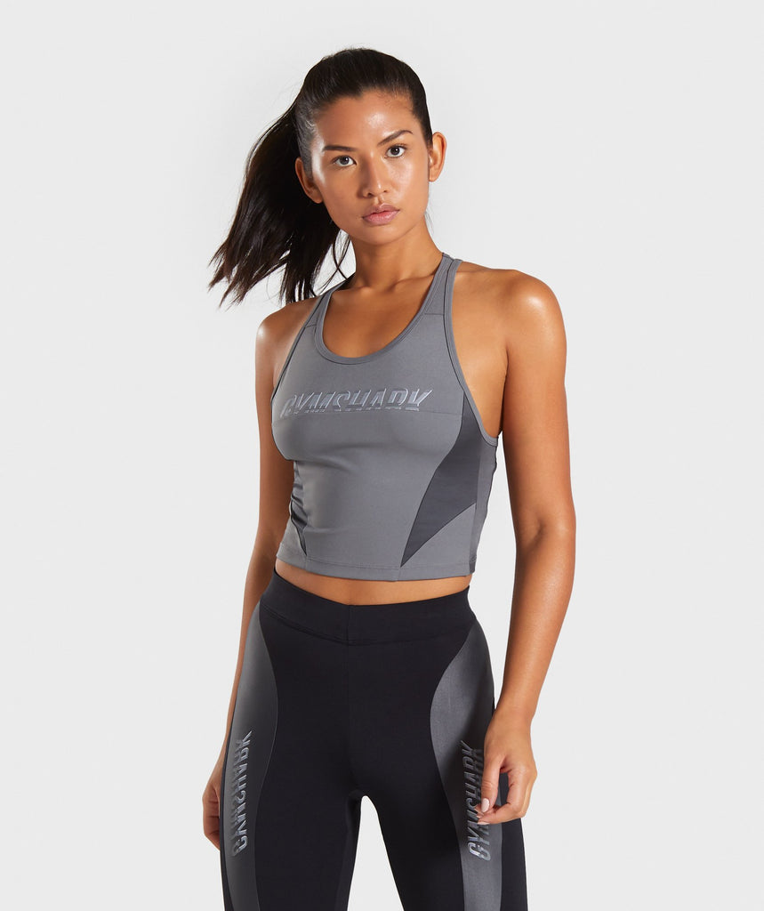 Gymshark Turbo Vest - Black 1