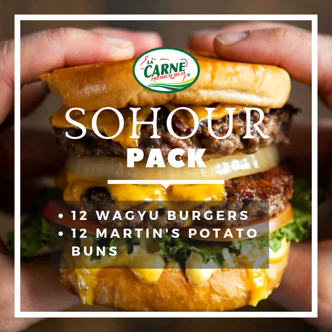 NEW! Sohour Pack