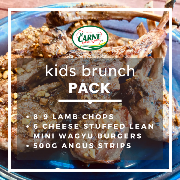 NEW! Kids Brunch Pack