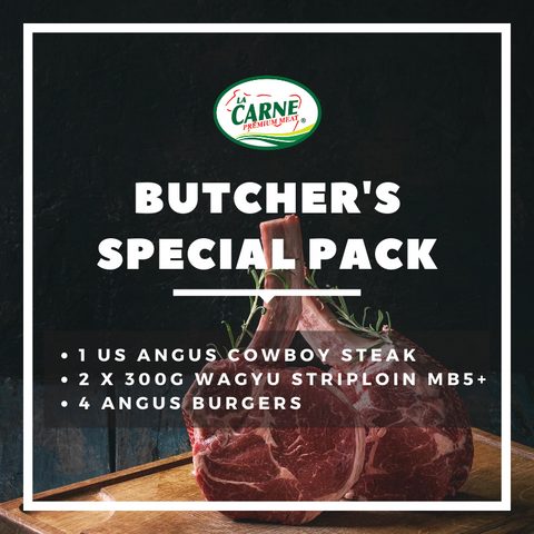 Butcher's Special Pack