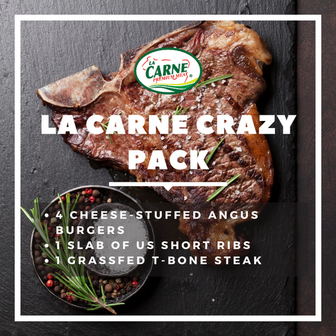 La Carne Crazy Pack