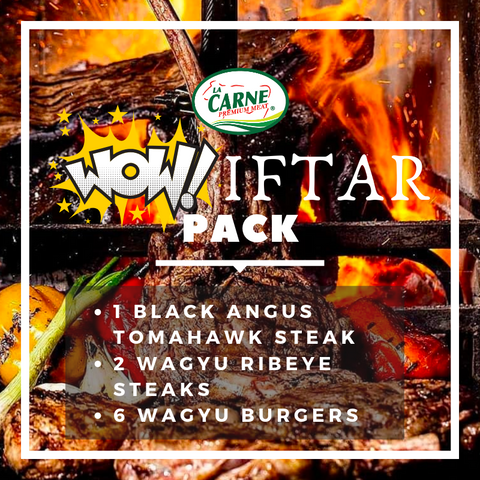 NEW! The WOW Iftar Pack