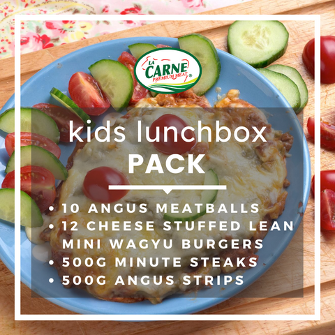 NEW! Kids Lunchbox Pack