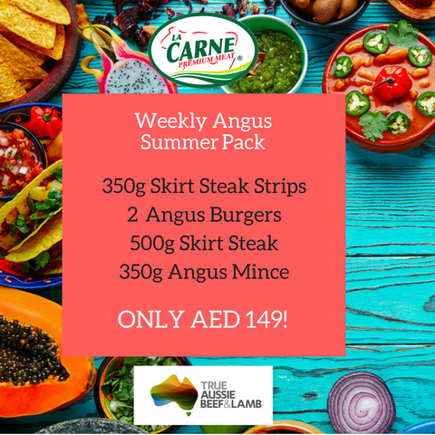 Weekly Angus Summer Pack