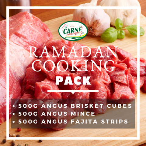 NEW! Ramadan Cooking Pack