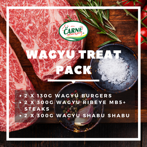 Wagyu Treat Pack