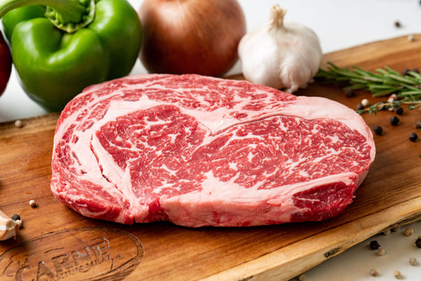 MB4-5 Wagyu Ribeye Steaks for 2
