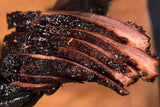 1 Slab Artisanal Smoked Brisket (delivered hot)