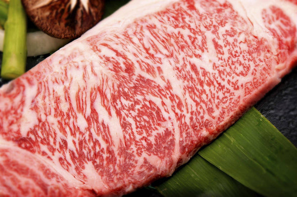 A5 Genuine Japanese Wagyu Striploin (Sirloin) Steak