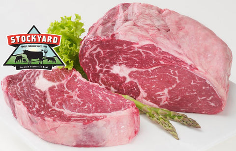 NEW! Premium Angus Ribeye Steaks for 2